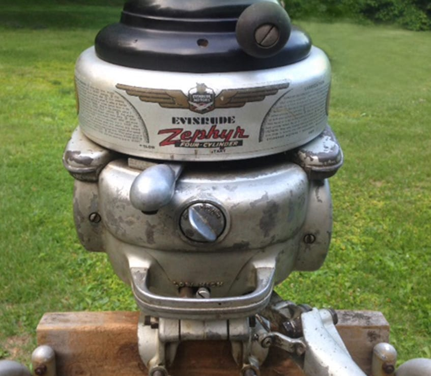 Our History. Outboard motors ...