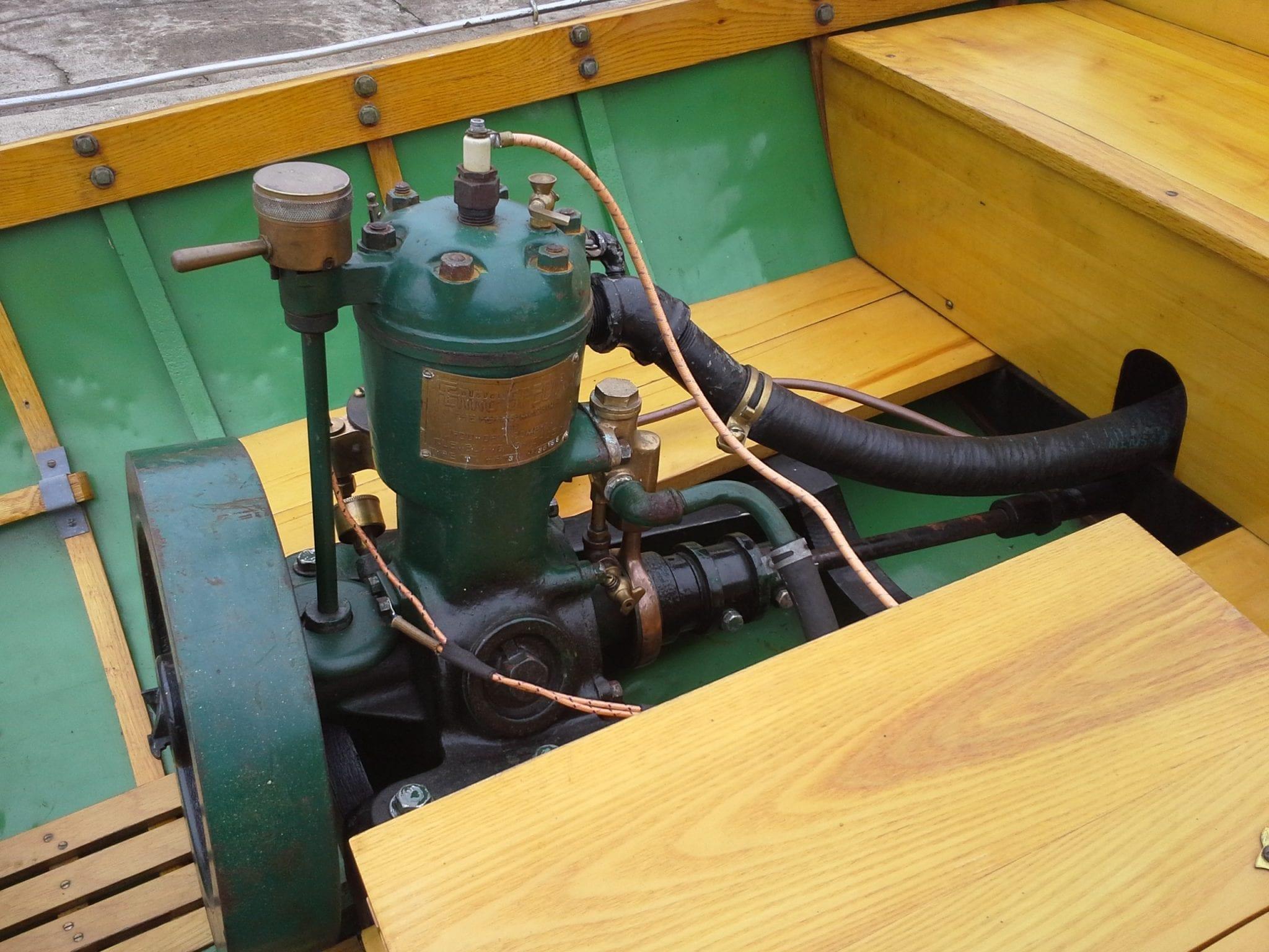 Ohio Antique Marine Engine Show Swap