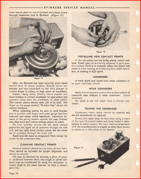 1942 4366 Coil & Ignition parts – Where can I find these