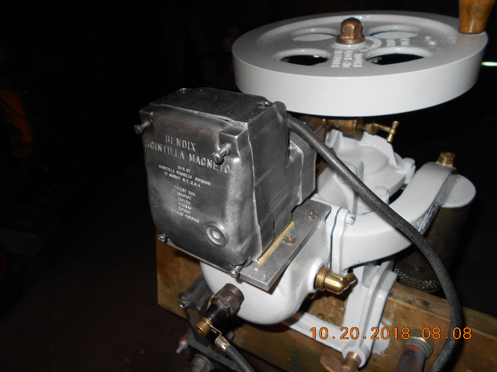 Row Boat Motor Magnetos – Page 4 – Antique Outboard Motor Club,Inc