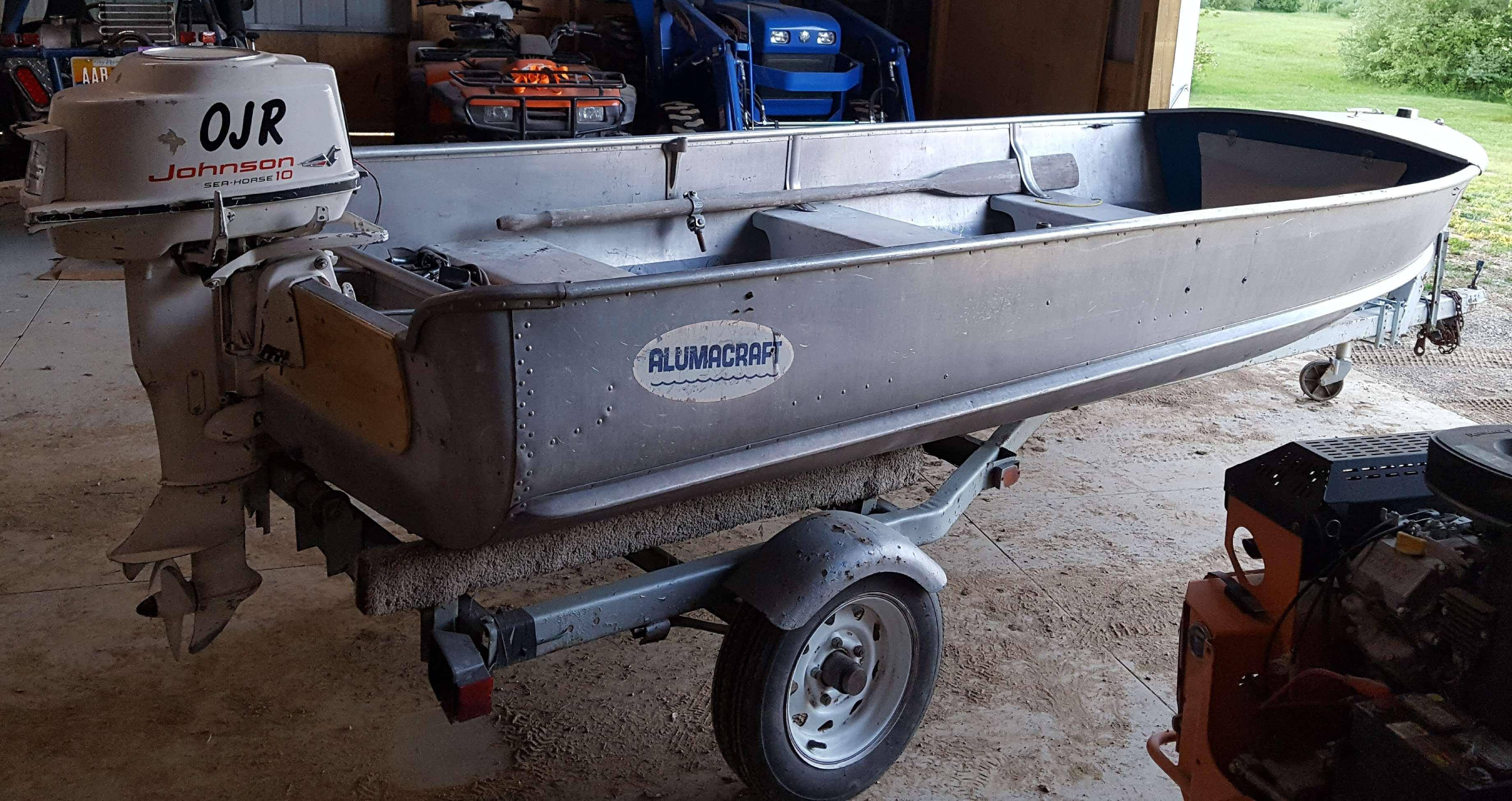 Alumacraft – Antique Outboard Motor Club,Inc