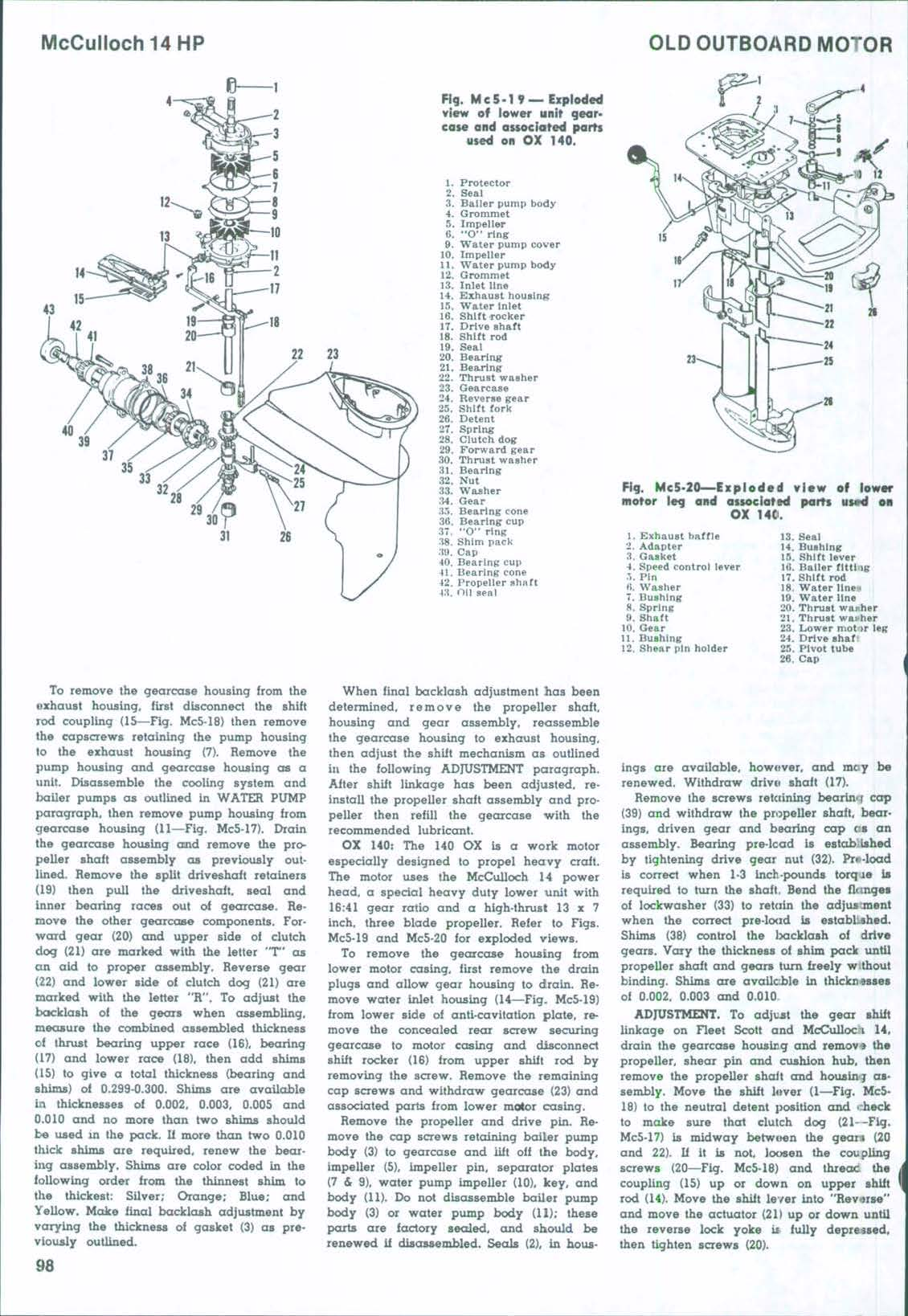 [SCHEMATICS_44OR]  50A6F2 Mcculloch Water Pump Repair Manual | Wiring Library | Mcculloch 140 Wiring Diagram |  | Wiring Library
