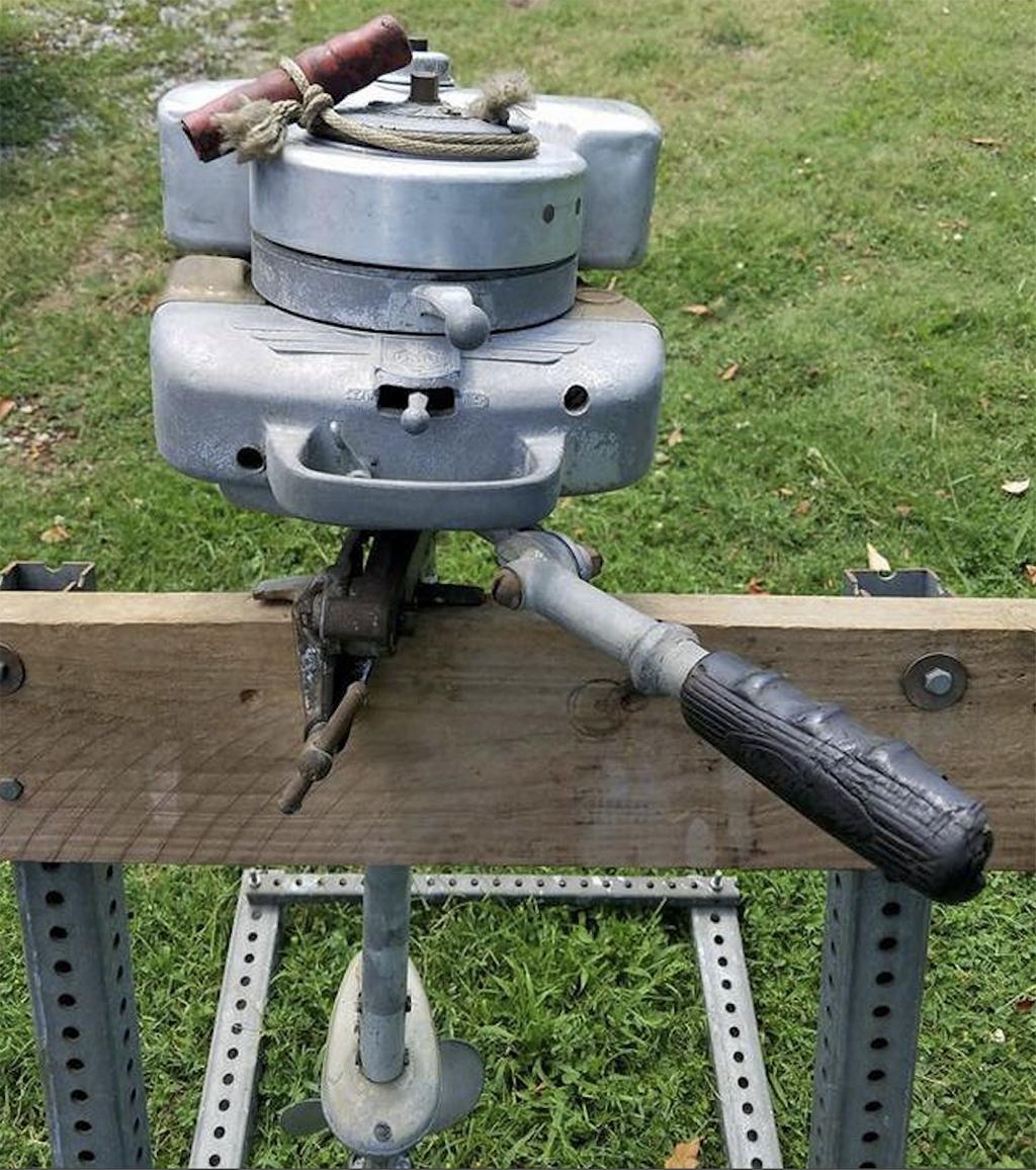 Craigslist Find - Antique Outboard Motor Club,Inc