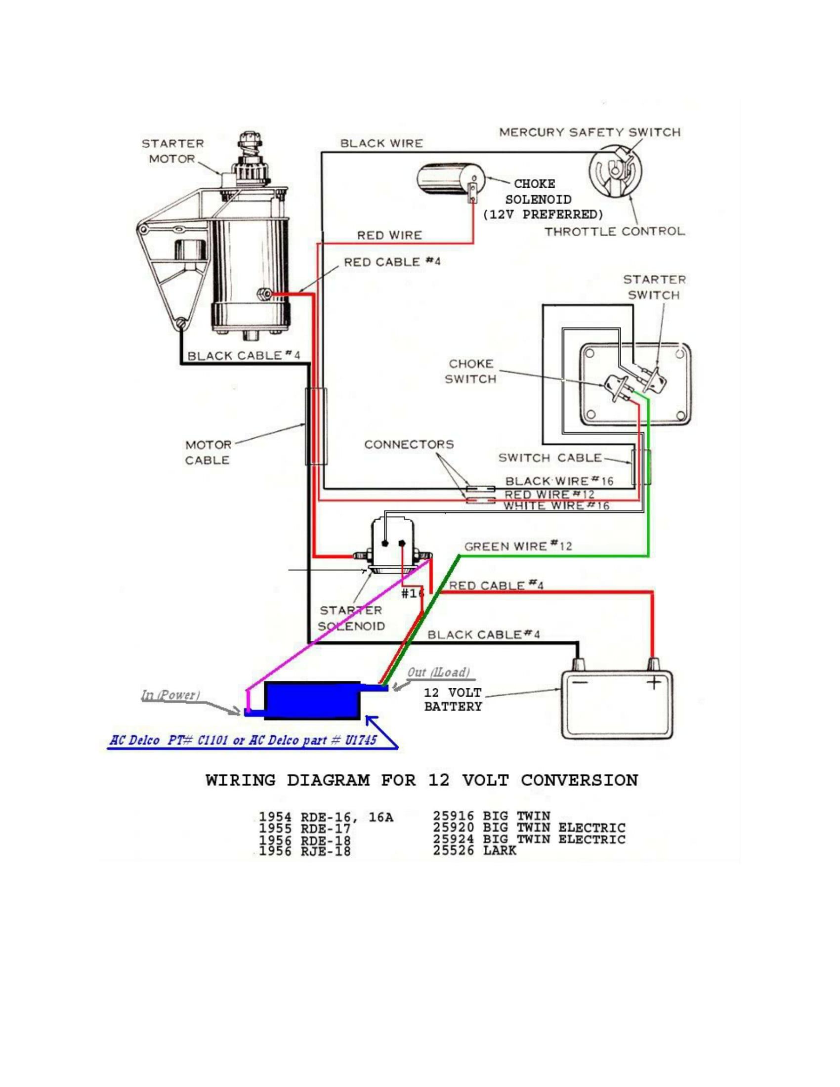 12 Volt To 6 Volt Resistor Wiring Diagram - Wiring Diagram SchemasWiring Diagram Schemas
