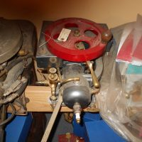 1913 wisconsin row boat motor